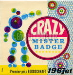 [Pochette de Crazy Mister Badge]