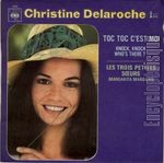 [Pochette de Toc toc c'est moi (Knock, knock who's there ?)]