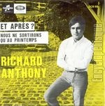 [Pochette de Nous ne sortirons qu'au printemps (Richard ANTHONY)]