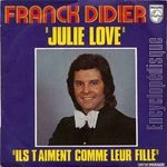 [Pochette de Julie love]