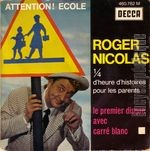 [Pochette de Attention! École]
