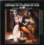 [Pochette de L'affaire du courrier de Lyon]