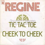 [Pochette de Tic tac toe / Cheek to cheek]