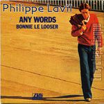 [Pochette de Any words]