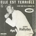 [Pochette de Elle est terrible (Something else)]