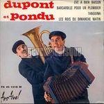 Dupont Et Pondu - Mangez Des Radis