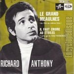 [Pochette de Le grand Meaulnes (Richard ANTHONY)]
