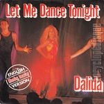 [Pochette de Let me dance tonight]