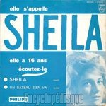 [Pochette de Sheila (pressage juke-box)]