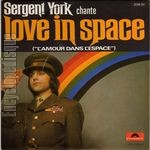 [Pochette de Love in space]