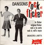[Pochette de Dansons rock et flicker]