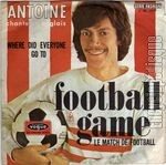 [Pochette de Football game (Le match de football)]
