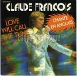 [Pochette de Love will call the tune (version anglaise)]
