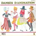 [Pochette de Danses d'Animation N�1]