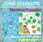 [Pochette de Madame Capucine - Mercredisque 6]