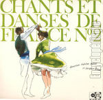 [Pochette de Chants et Danses de France N�2]