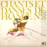 [Pochette de Chants et Danses de France N�3]