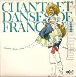 [Pochette de Chants et Danses de France N�4]