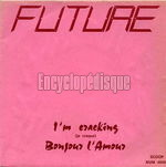 [Pochette de I'm cracking (FUTURE)]