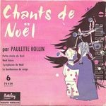[Pochette de Chants de No�l]