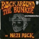 [Pochette de Rock around the bunker / Nazi rock]