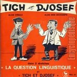 [Pochette de La question linguistique]