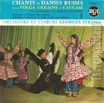 [Pochette de Chants et danses russes de la Volga, Ukraine et Caucause]