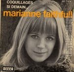 [Pochette de Marianne FAITHFULL - « Coquillages »]