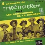[Pochette de 4 chansons de Minnie Moustache vol.1]