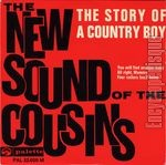 [Pochette de The new sound of The Cousins]