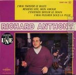 [Pochette de J'irai twister le blues (Twistin' to the blues) (Richard ANTHONY)]