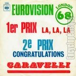 [Pochette de Eurovision London 68]