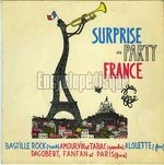 [Pochette de Surprise-party France]