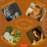 [Pochette de Les grands moments de la chanson fran�aises - vol. 6]