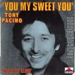 [Pochette de You my sweet you]