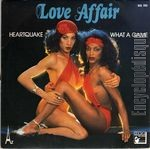 [Pochette de Earthquake (LOVE AFFAIR)]