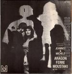 [Pochette de Jeannot & Michèle chantent Aragon, Ferré, Moustaki]