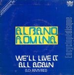 [Pochette de We'll live it all again]