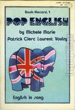 [Pochette de Pop english - Book/Record 1]
