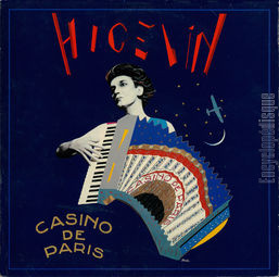 [Pochette de Casino de Paris]