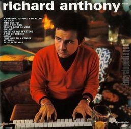 [Pochette de Richard Anthony (Richard ANTHONY)]