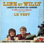 [Pochette de Le vent (LINE ET WILLY)]