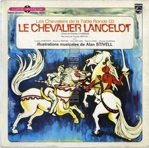 [Pochette de Les chevaliers de la Table Ronde
