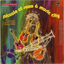 [Pochette de Piccolo et Saxo à Music City]