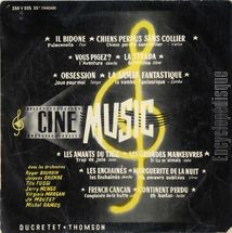 [Pochette de Cin� Music]