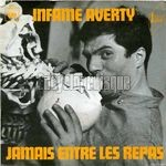 [Pochette de Infame Averty]