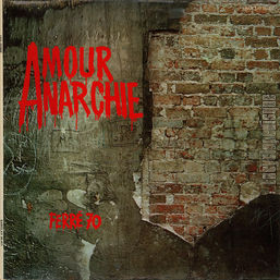 [Pochette de Amour anarchie]