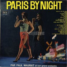 [Pochette de Paris by night]