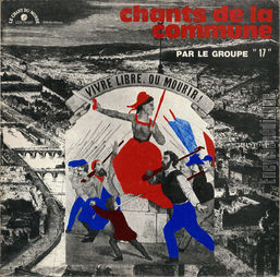 [Pochette de Chants de la commune]