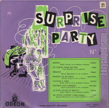 [Pochette de Surprise party n° 2]